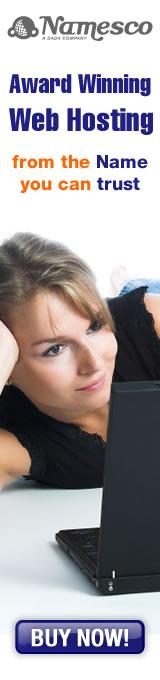 Click here for award winning web hosting
